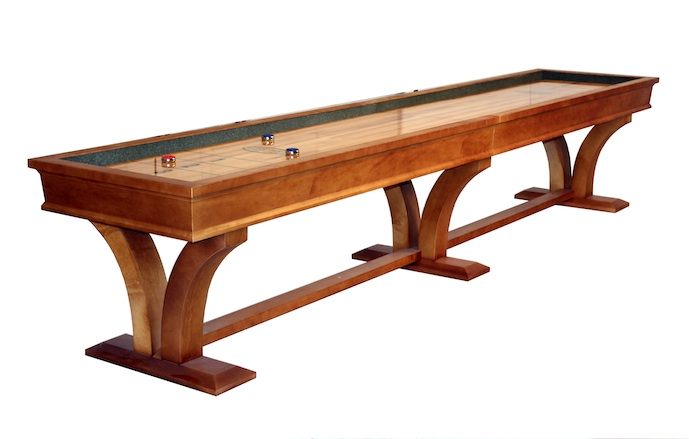 American Made Shuffleboard Tables
