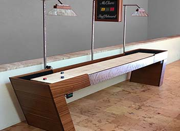 Galt Shuffleboard Table