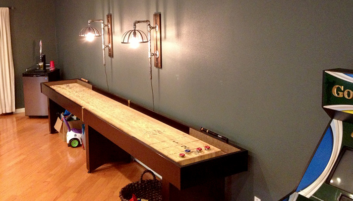 Shuffleboard Table - Competitor II review by Brian 2