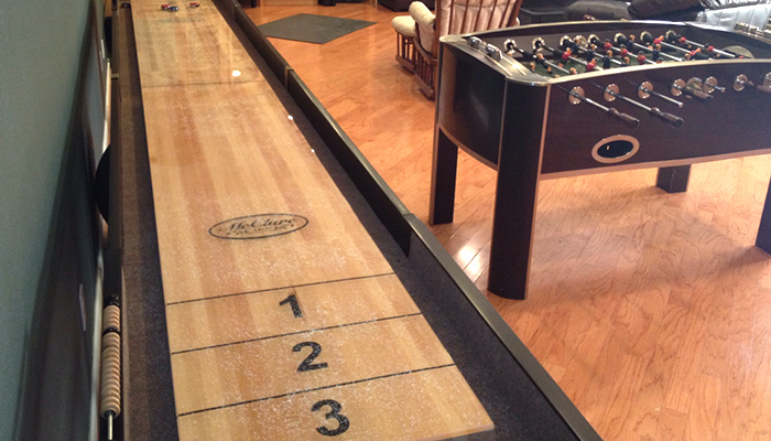 Shuffleboard Table - Competitor II review by Brian