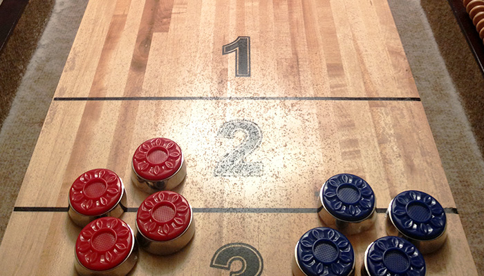 Shuffleboard Table Competitor II Review 2 by Corey
