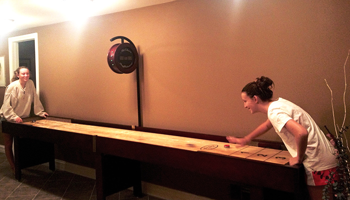 Shuffleboard Table Competitor II Review by Kelly