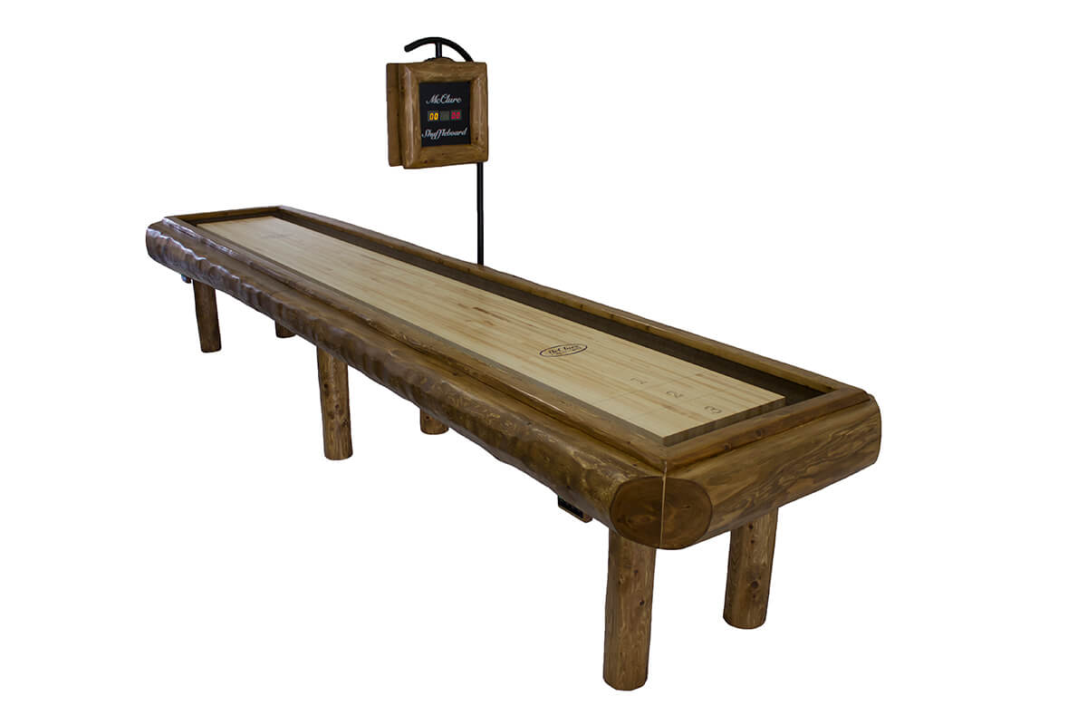 18 Foot Montana Shuffleboard Table
