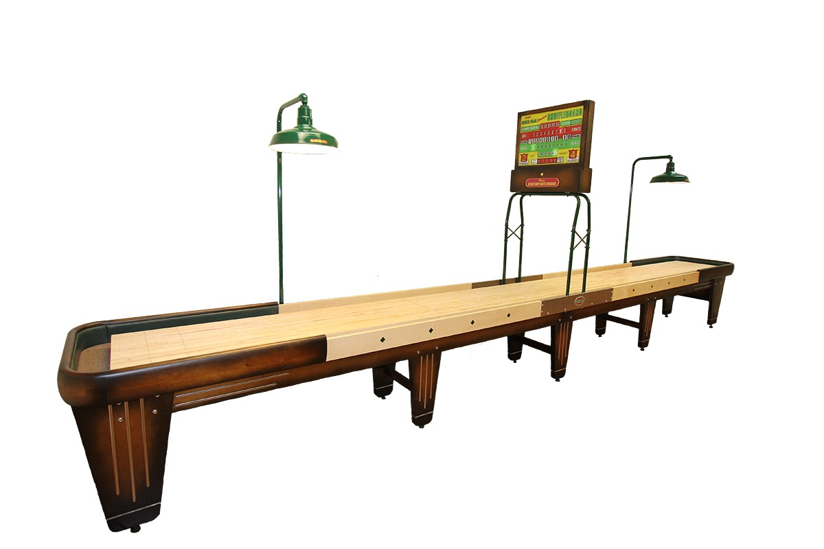 22 Foot Rock Ola Shuffleboard Table