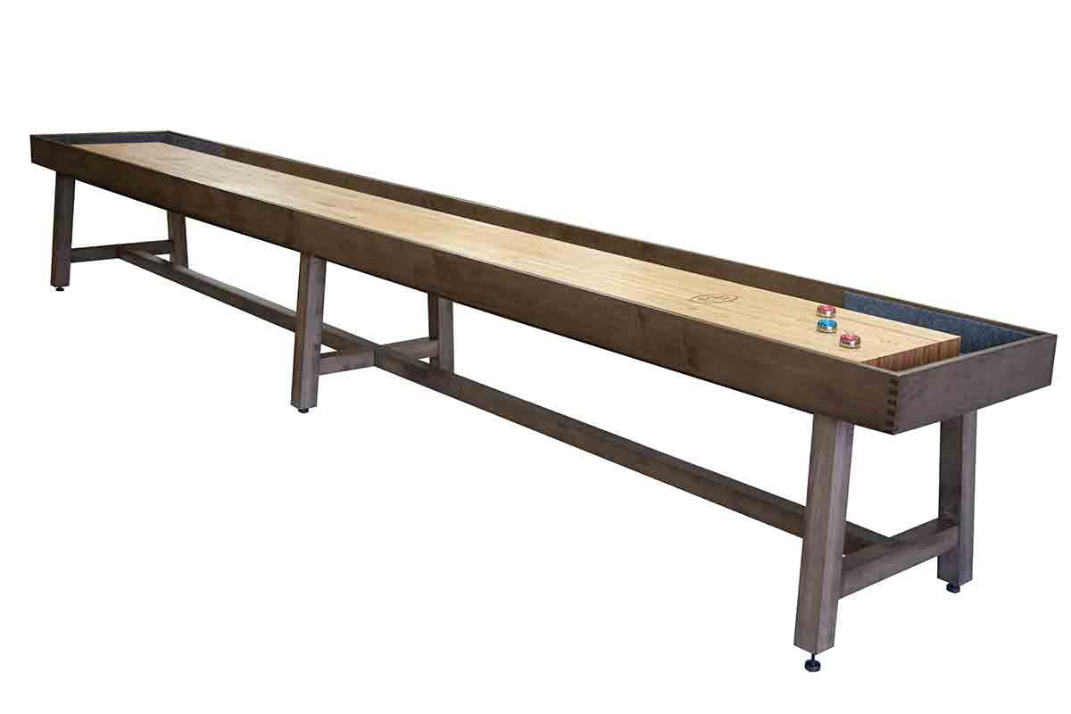 18 Foot Oxford Shuffleboard Table