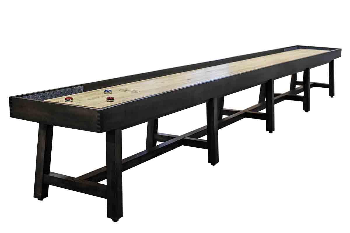 22 Foot Oxford Shuffleboard Table