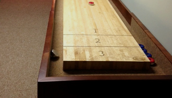 Shuffleboard Table Competitor II Review by Nick V