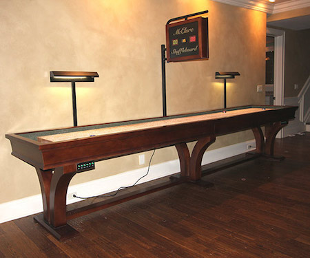 Veneto Shuffleboard Tables