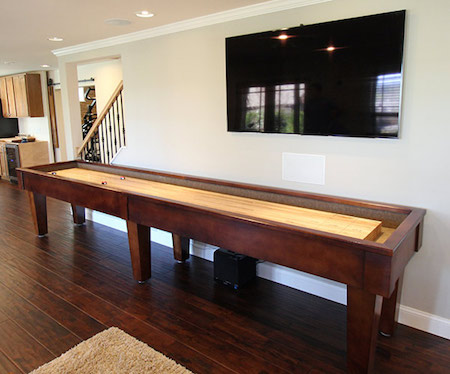 Sloan Shuffleboard Tables