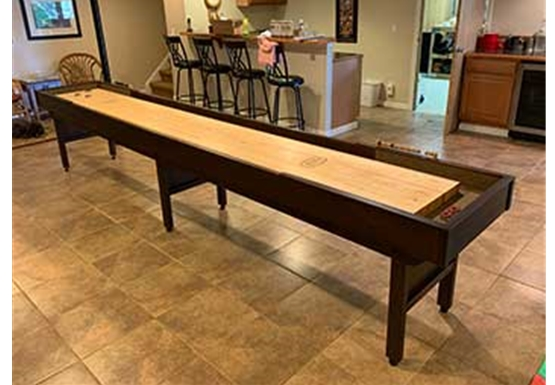 Liberty Shuffleboard Tables
