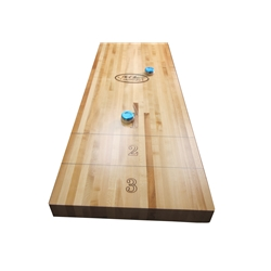 Shuffleboard Play-Boards