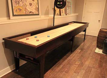 Patriot Shuffleboard Tables