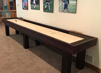 Dakota Shuffleboard Tables