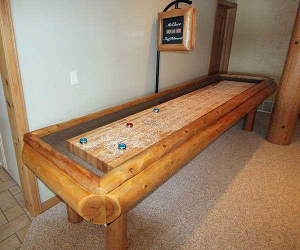 Montana Shuffleboard Tables
