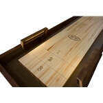 Shuffleboard Reclaimed Hardwood Lamp Kit
