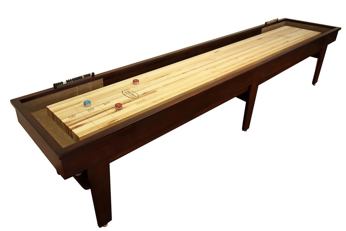 16 Foot Patriot Shuffleboard Table