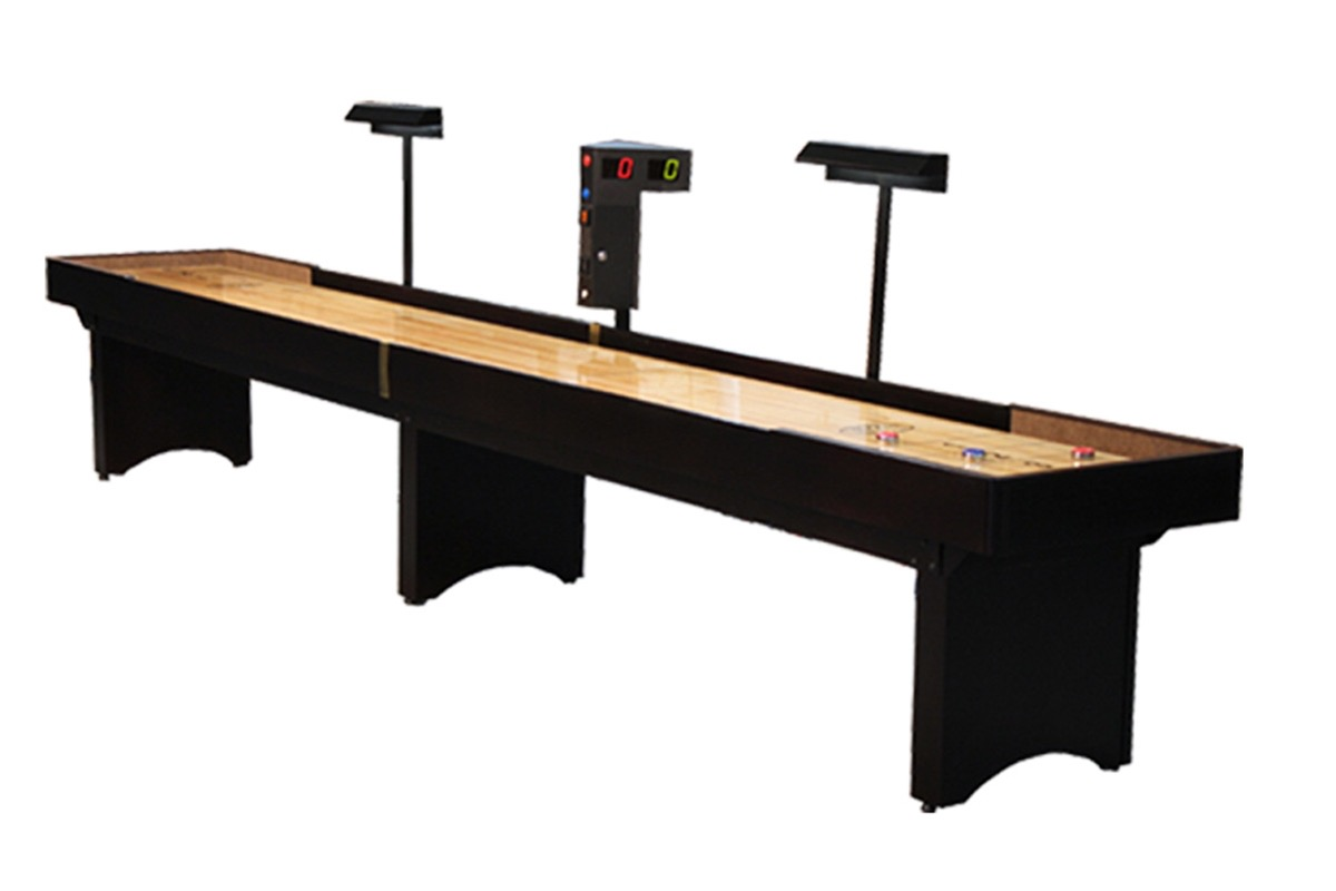 18 Foot Tournament Shuffleboard Table
