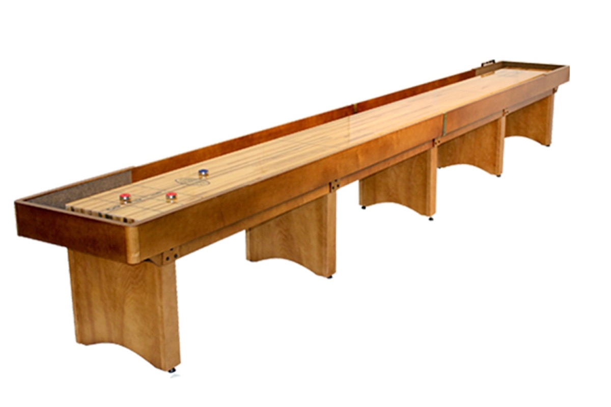 22 Foot Tournament Shuffleboard Table