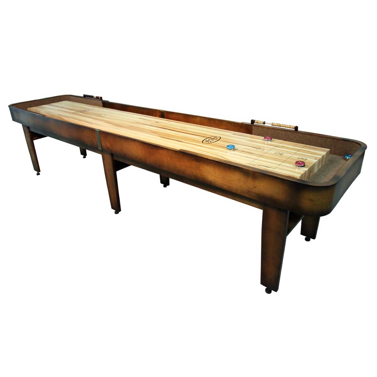 14 Foot Tournament II Shuffleboard Table