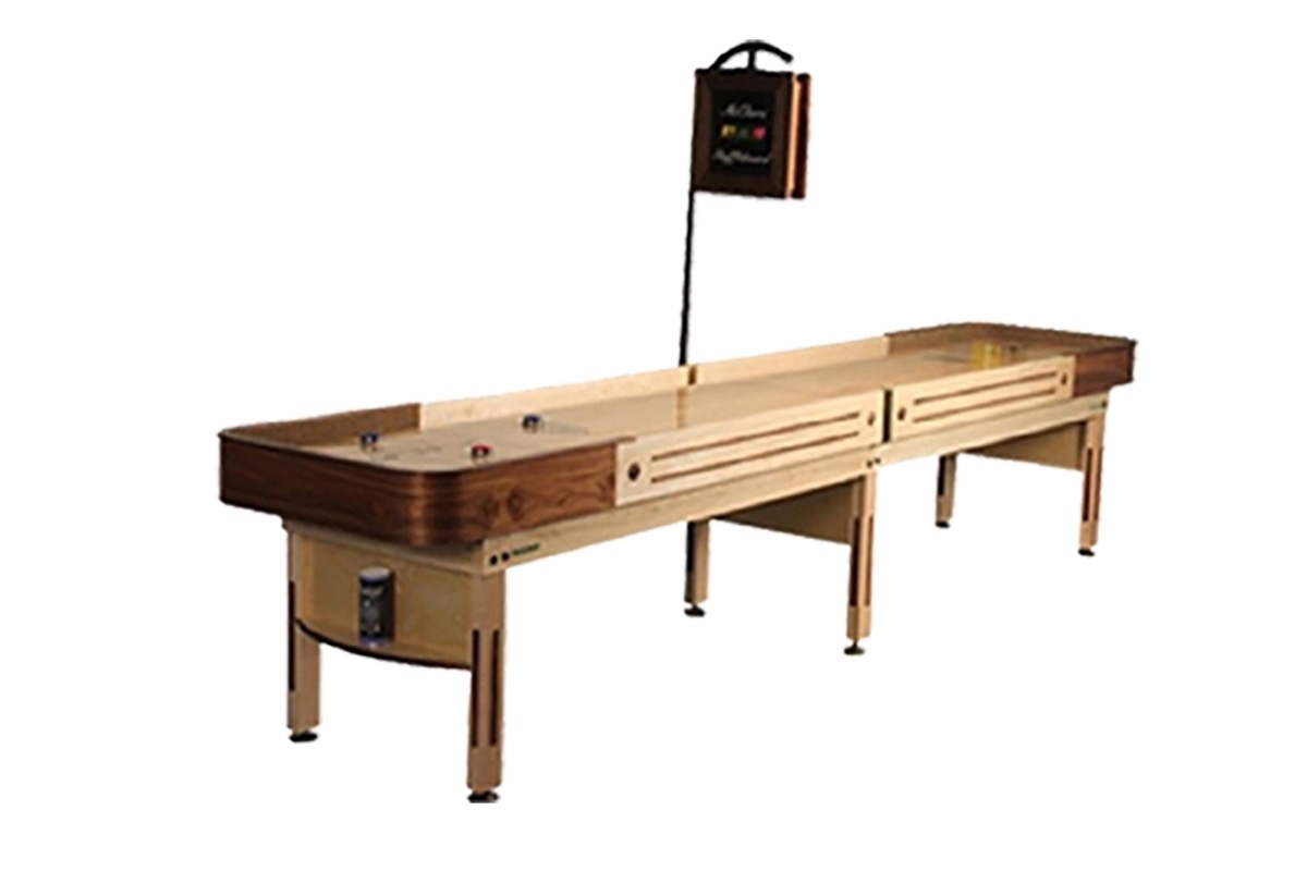 14 Foot Prestige Shuffleboard Table