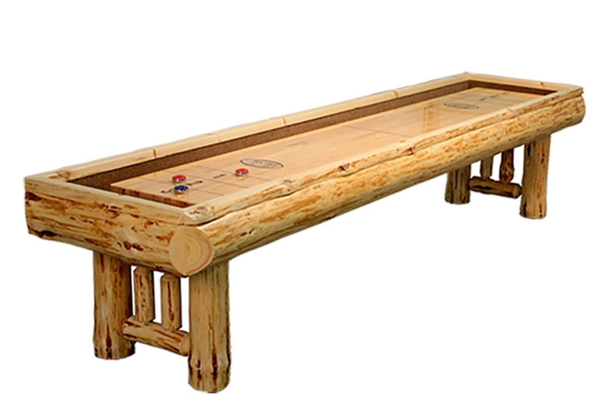 12 foot montana shuffleboard table mcclure tables for 12 foot shuffle board table