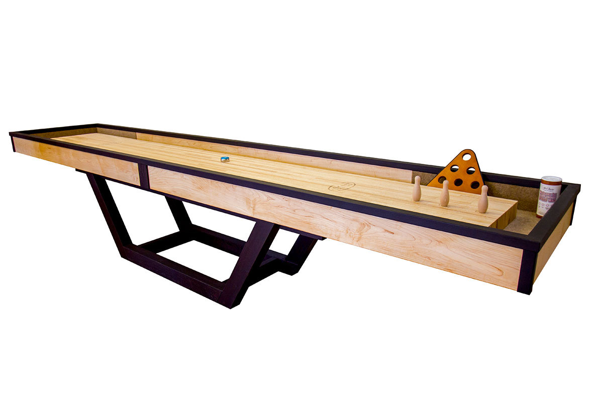 14 foot toronto shuffleboard table mcclure tables for 12 foot shuffleboard table dimensions