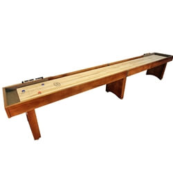 16 Foot Shuffleboard Tables McClure Tables