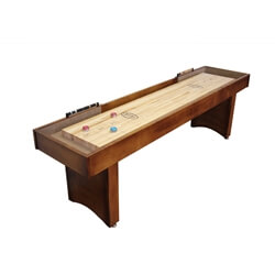 9 Foot Competitor II Shuffleboard Table