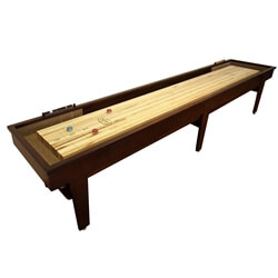 16 Foot Patriot Shuffleboard Table
