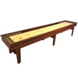 14 Foot Patriot Shuffleboard Table