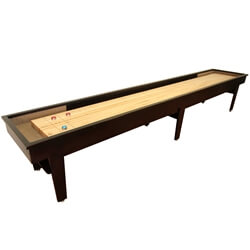 20 Foot Patriot Shuffleboard Table