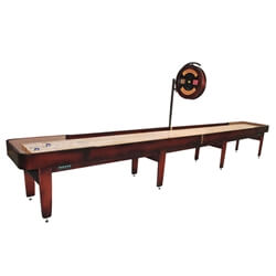 20 Foot Tournament II Shuffleboard Table