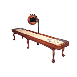Edmore 12 foot Shuffleboard Table