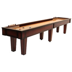 14 Foot Sloan Maple Shuffleboard Table