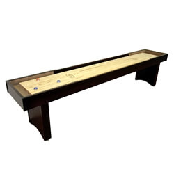 12 foot Competitor II shuffleboard table