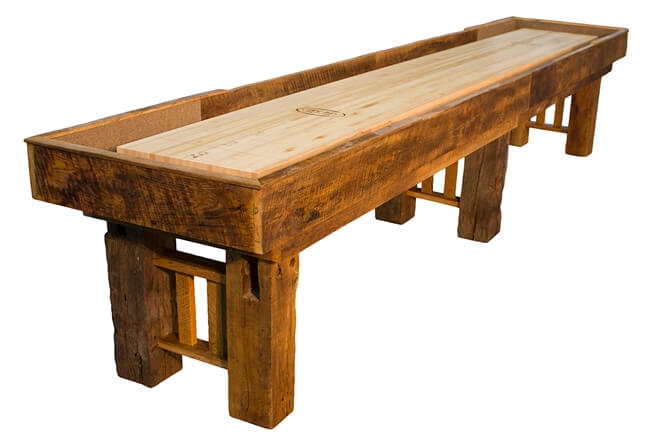 20 Foot Dakota Shuffleboard Table