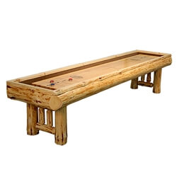 12 foot Montana shuffleboard table