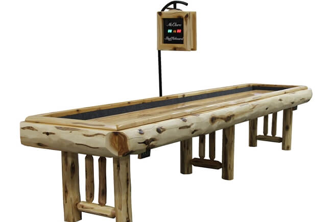 14 Foot Montana Shuffleboard Table