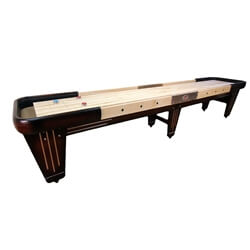 18 Foot Rock-Ola Shuffleboard Table