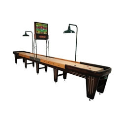 20 Foot Rock-Ola Shuffleboard Table