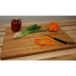 Cherry Butcher Block Cutting Board