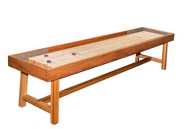 9 Foot Oxford Shuffleboard Table