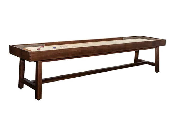 12 Foot Oxford Shuffleboard Table