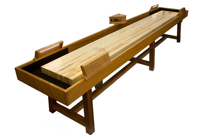 14 Foot Oxford Shuffleboard Table