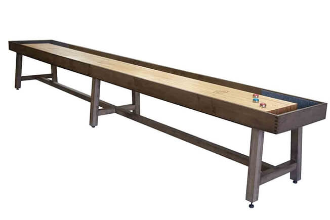 18 Foot Oxford Shuffleboard Table