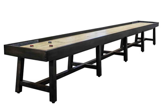 22 Foot Oxford Shuffleboard Table