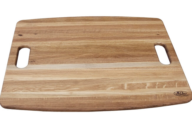 Multi-wood Serving Platter