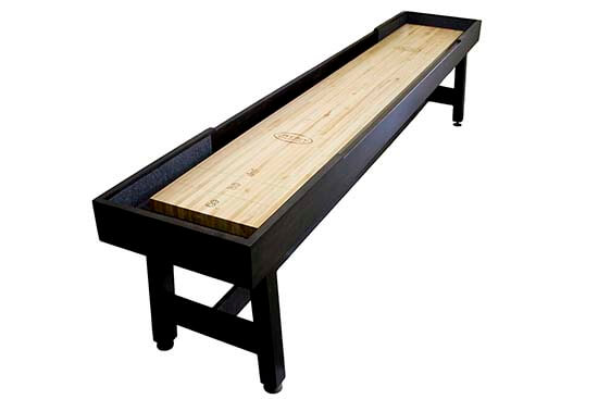 12 foot Contempo shuffleboard table