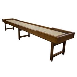 14 foot Michigander shuffleboard table