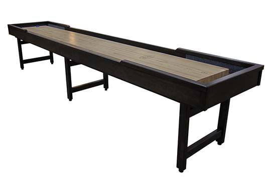 16 foot Michigander shuffleboard table